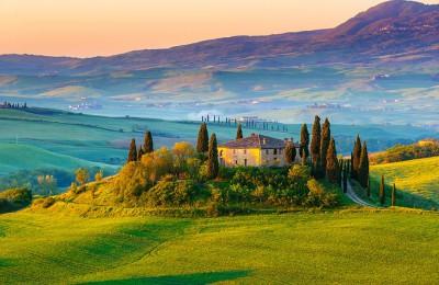 Τοσκάνη, Ιταλία
